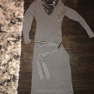 ARDEN B TWO PIECE SKIRT AND BLOUSE
